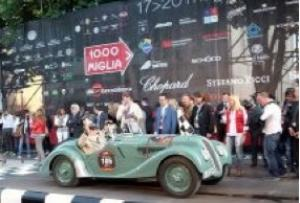 OLD TIMERS CAR AND MARCHESI FUMANELLI