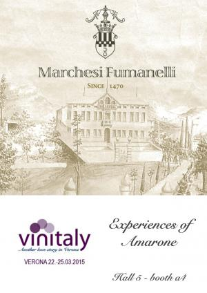 Vinitaly 2015, Experiences of Amarone