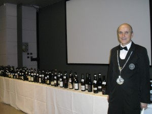 Fumanelli Amarone 2006 presented at the Anteprima Amarone