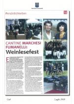 Cantine Marchesi Fumanelli Weinelfest