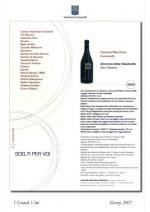 Amarone della Valpolicella, publication of The Great Wine