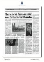 Marchesi Fumanelli, un futuro brillante