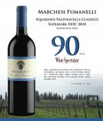 Squarano, 90pts on WineSpectator!