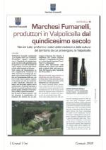 Marchesi Fumanelli, produttori di vino in Valpolicella